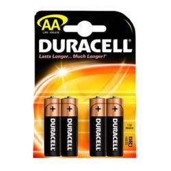 Алкални батерии АА (MN1500) Basic Duracell