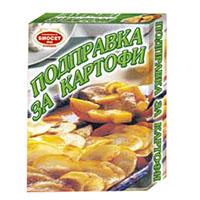 Подправка за картофи Биосет кутия