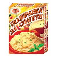 Подпрвка за спагети Биосет кутия