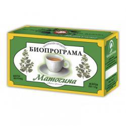 Чай Биопрограма Маточина