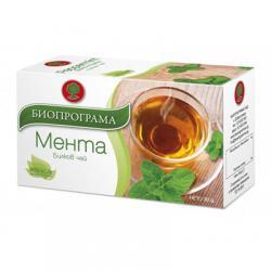 Чай Биопрограма Мента