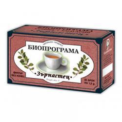 Чай Биопрограма Зърнастец
