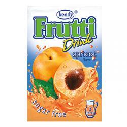 Фрути - разтворима напитка на прах с вкус на кайсия