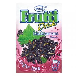 Фрути - разтворима напитка на прах с вкус на касис