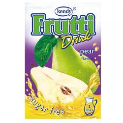 Фрути - разтворима напитка на прах с вкус на круша