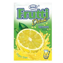 Фрути - разтворима напитка на прах с вкус на лимон