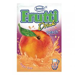 Фрути - разтворима напитка на прах с вкус на праскова