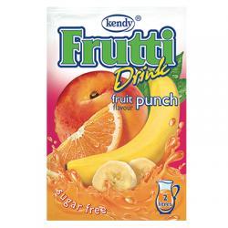 Фрути - разтворима напитка на прах с вкус пунш