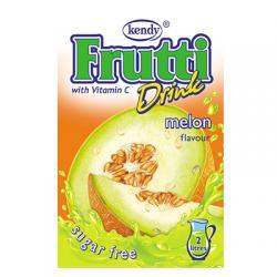 Фрути - разтворима напитка на прах с вкус на пъпеш