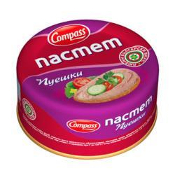 Пастет Компас Пуешки