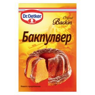 Бакпулвер Д-р Йоткер