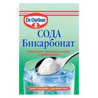 Сода бикарбонат Д-р Йоткер