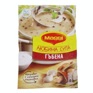 Супа Маги Любима крем гъби