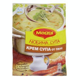 Супа Маги Любима Крем пиле