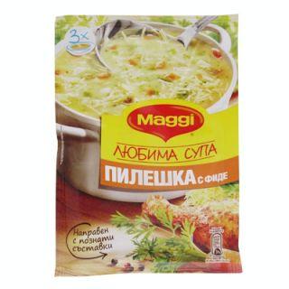 Супа Маги Любима Пилешка с фиде