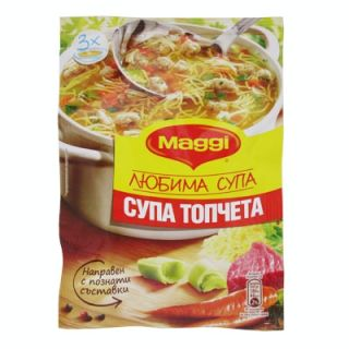 Супа Маги Любима Топчета