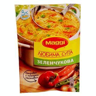 Супа Маги Любима зеленчукова