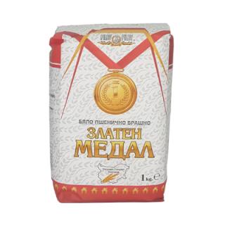Пшенично брашно Пилев Златен медал 1кг