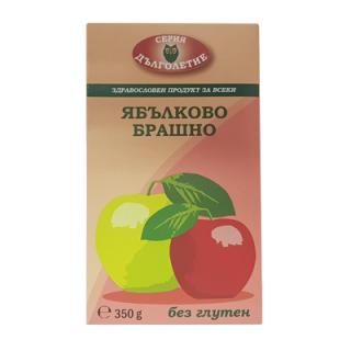 Ябълково брашно Дълголетие 400г