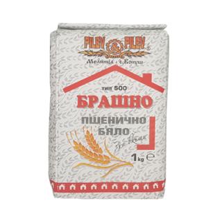 Пшенично брашно Пилев тип 500 1кг